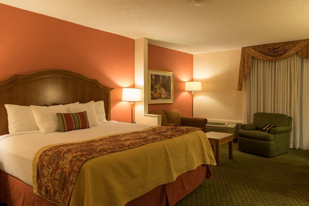 Best Western Plus A Wayfarer's Inn & Suites, Kingman, Route 66 - USA Westküsten Roadtrip 2018 - 3 Wochen Abenteuer - Route, Infos & Kosten
