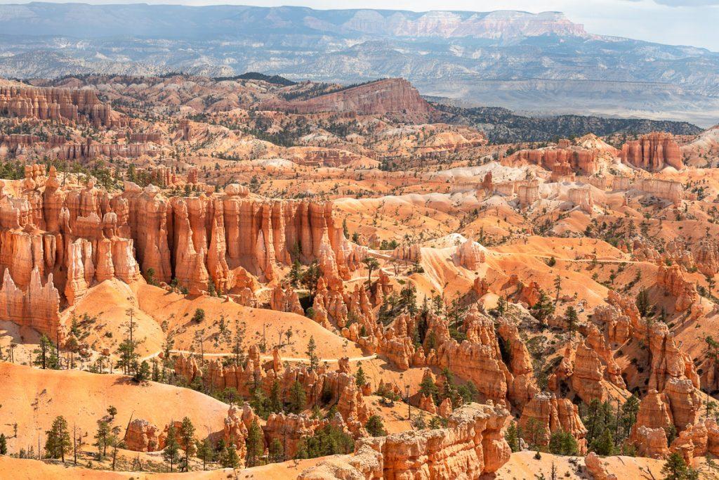 Bryce Canyon Nationalpark - USA Westküsten Roadtrip 2018 - 3 Wochen Abenteuer - Route, Infos & Kosten