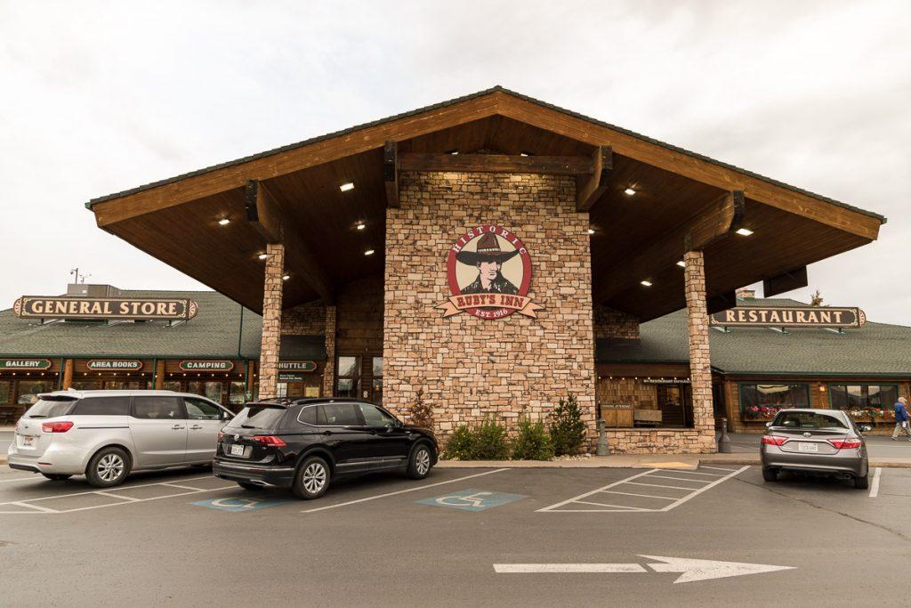 Best Western Plus Ruby's Inn, Bryce, USA Westküsten Roadtrip 2018 - 3 Wochen Abenteuer - Route, Infos & Kosten