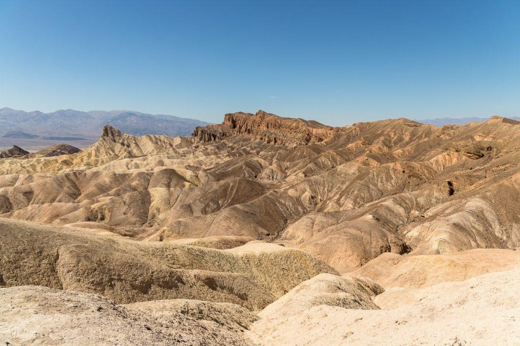 Death Valley Nationalpark - USA Westküsten Roadtrip 2018 - 3 Wochen Abenteuer - Route, Infos & Kosten