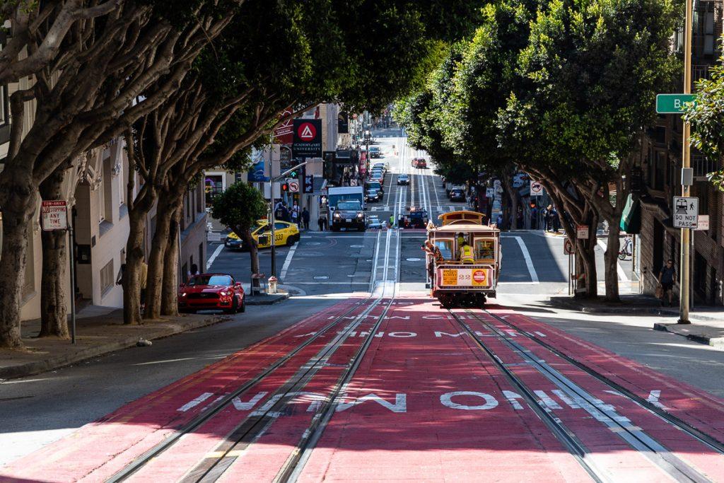 San Francisco - USA Westküsten Roadtrip 2018 - 3 Wochen Abenteuer - Route, Infos & Kosten