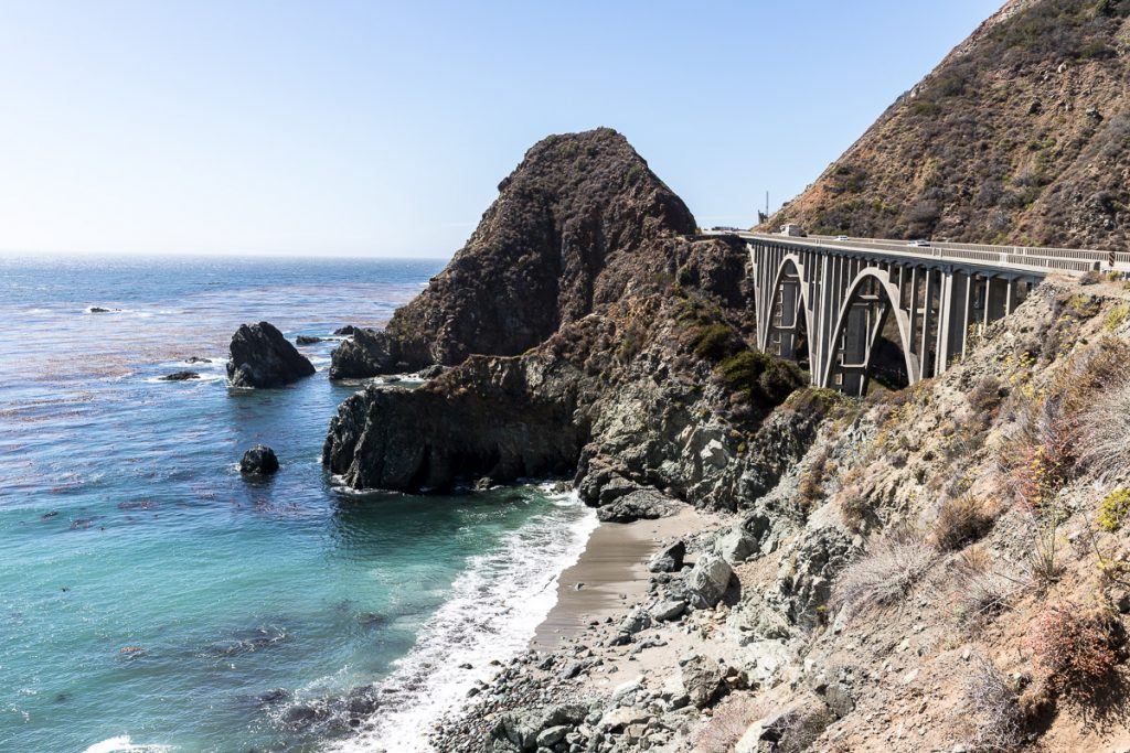 Highway 1 - USA Westküsten Roadtrip 2018 - 3 Wochen Abenteuer - Route, Infos & Kosten