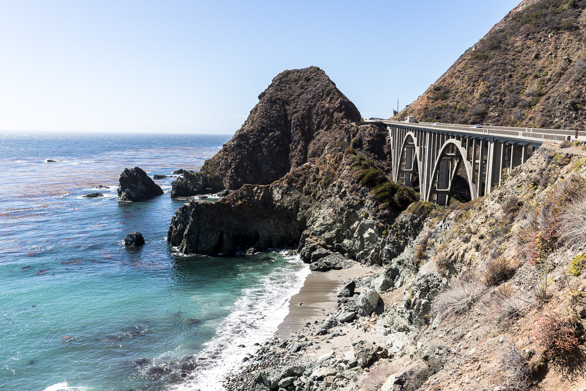 Highway 1 – Die schönste Küstenstraße der Welt