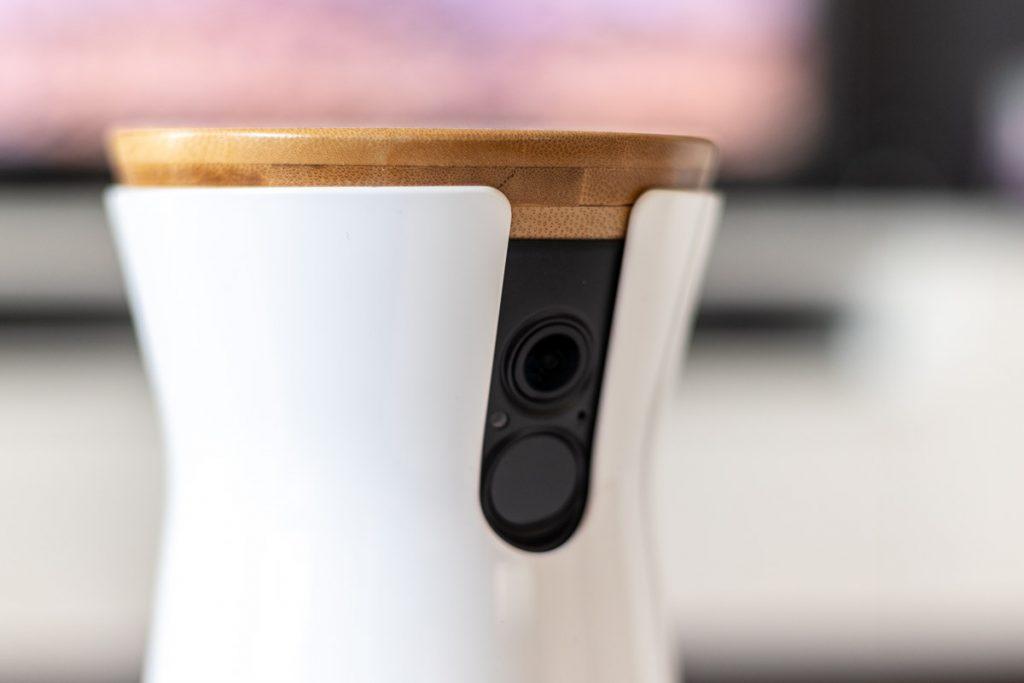 Furbo Hundekamera mit Kamera, Nachsichtfunktion, Mikrofon und Lautsprecher