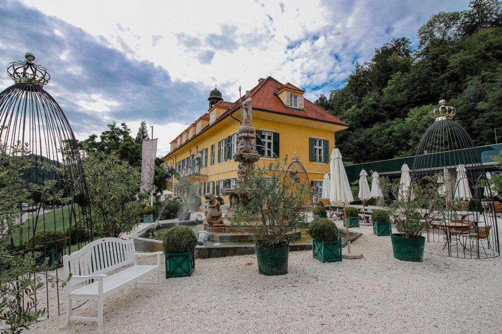 Aiola im Schloss - Essen und Trinken in Graz – Restaurant Tipps für die Genusshauptstadt