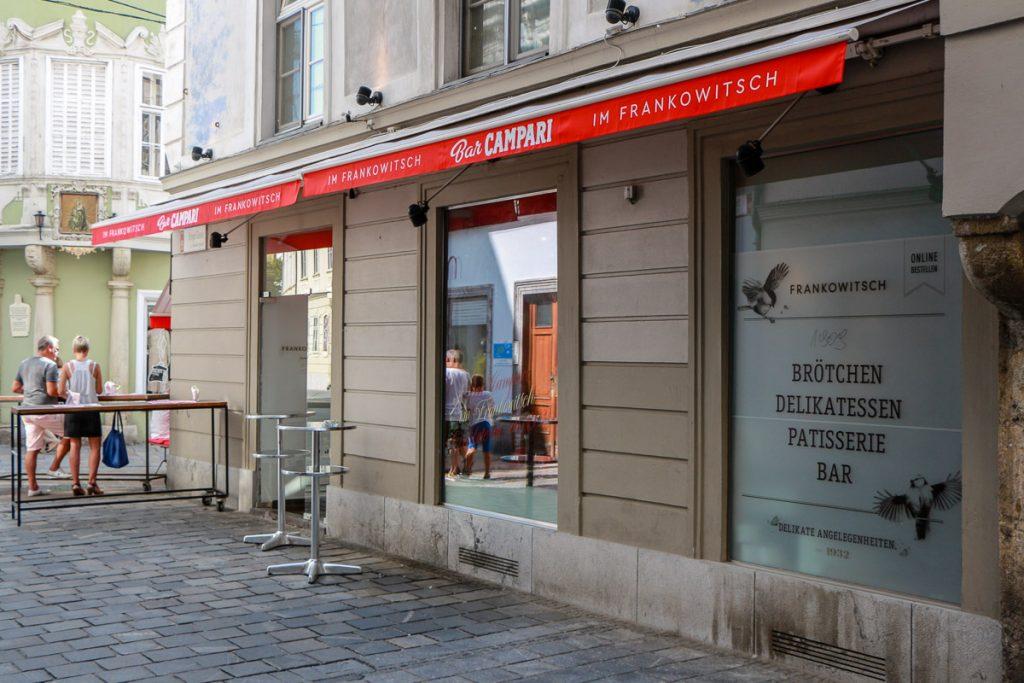 Delikatessen Frankowitsch - Essen und Trinken in Graz – Restaurant Tipps für die Genusshauptstadt