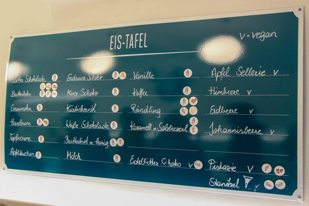 Eis Greissler - Eis essen in Graz - Essen und Trinken in Graz – Restaurant Tipps für die Genusshauptstadt