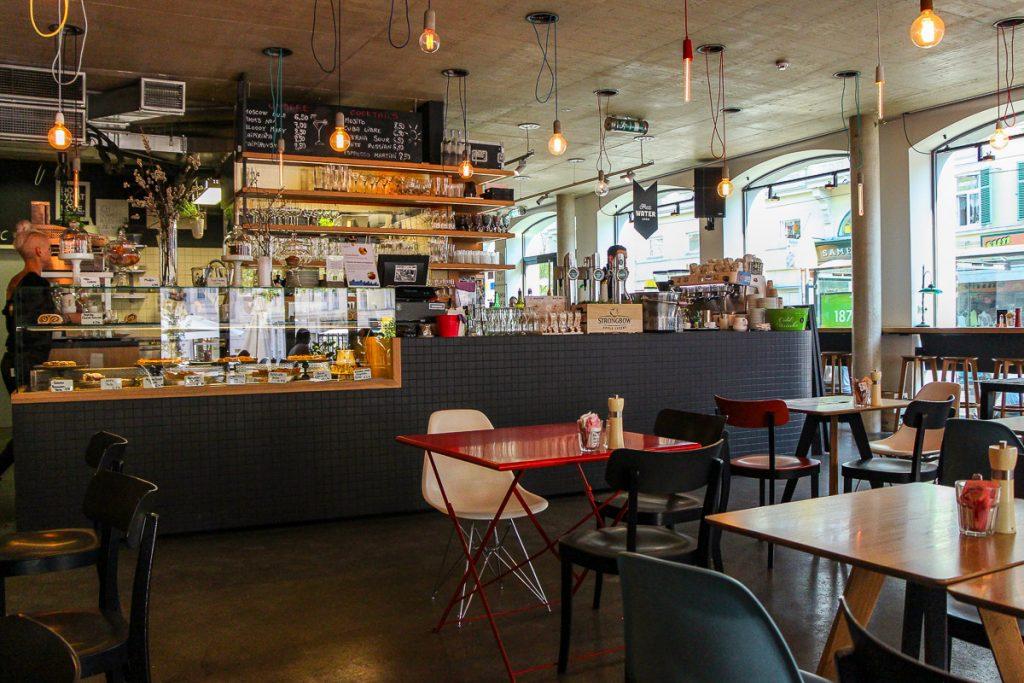 Kunshauscafé - Essen und Trinken in Graz – Restaurant Tipps für die Genusshauptstadt