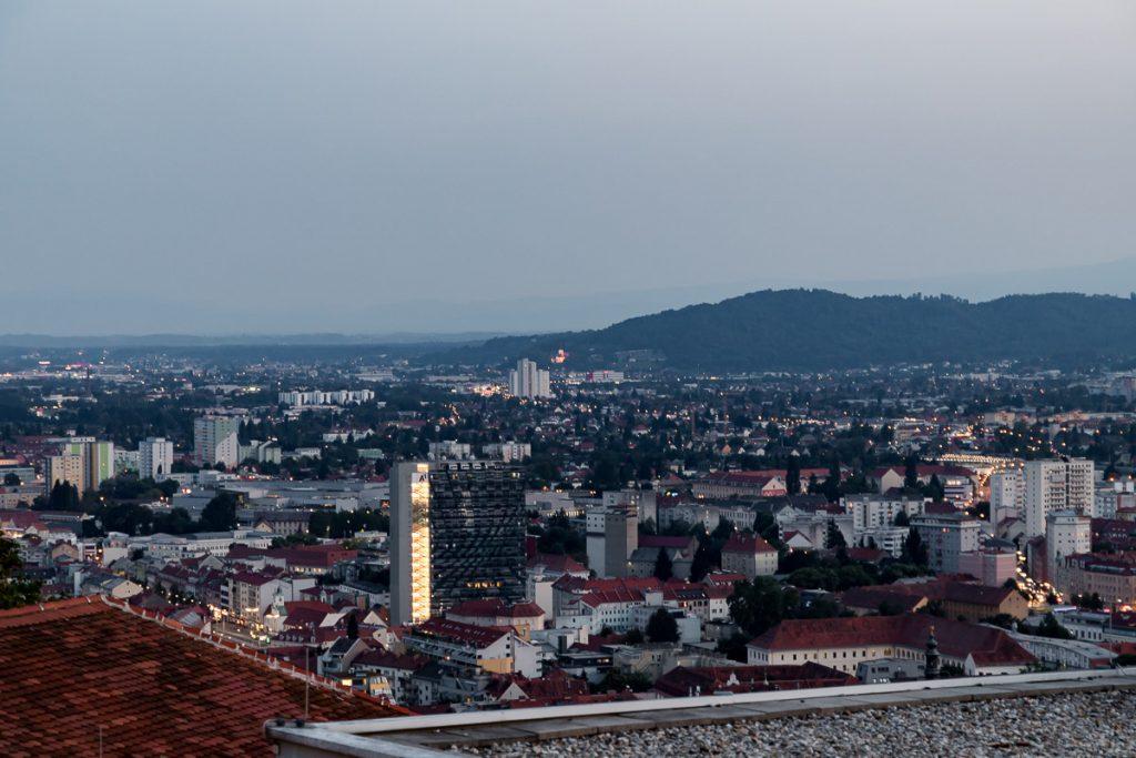 Skybar Graz Schlossberg - Essen und Trinken in Graz – Restaurant Tipps für die Genusshauptstadt