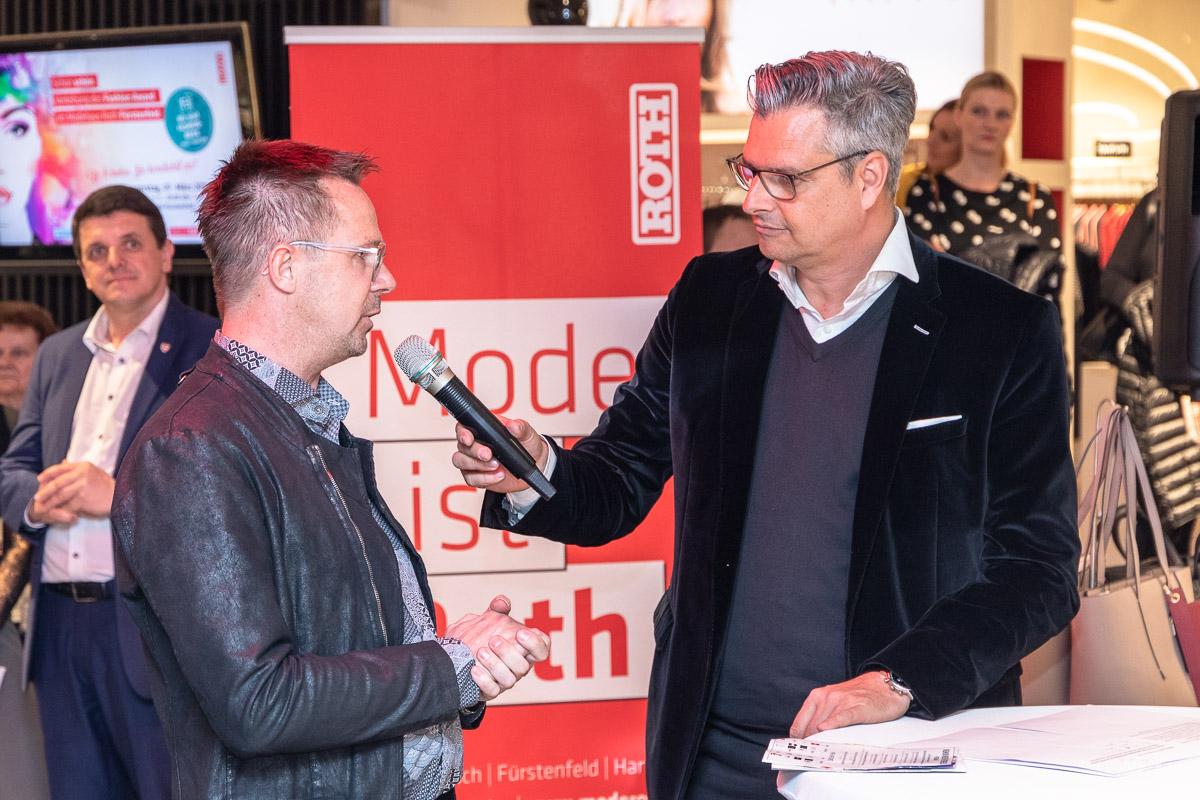Fashion Week Fürstenfeld 2019, Dorian Steidl