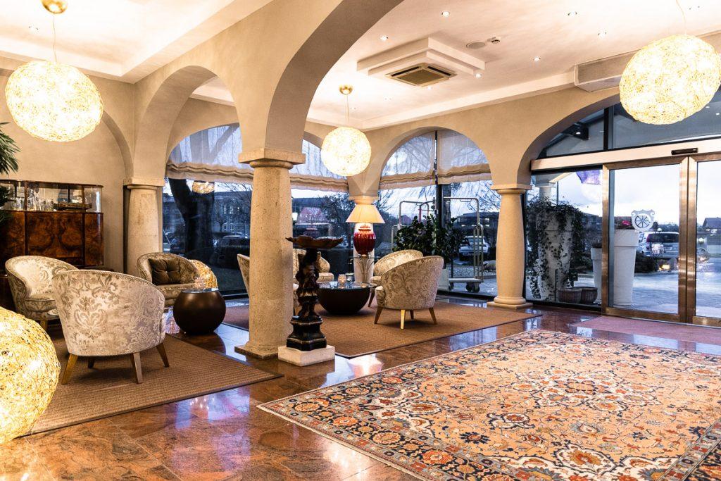 Lobby, Romantik Hotel im Park – Genuss Stil und Spa in Bad Radkersburg