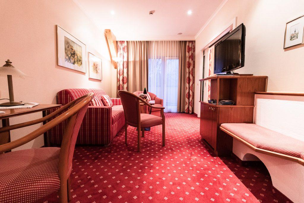 Sonnenblumen Suite, Romantik Hotel im Park – Genuss Stil und Spa in Bad Radkersburg