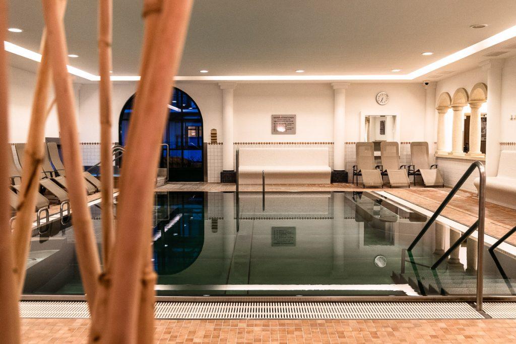 Heilthermalwasser, Therme, Sauna, Wellness, Spa, Romantik Hotel im Park – Genuss Stil und Spa in Bad Radkersburg