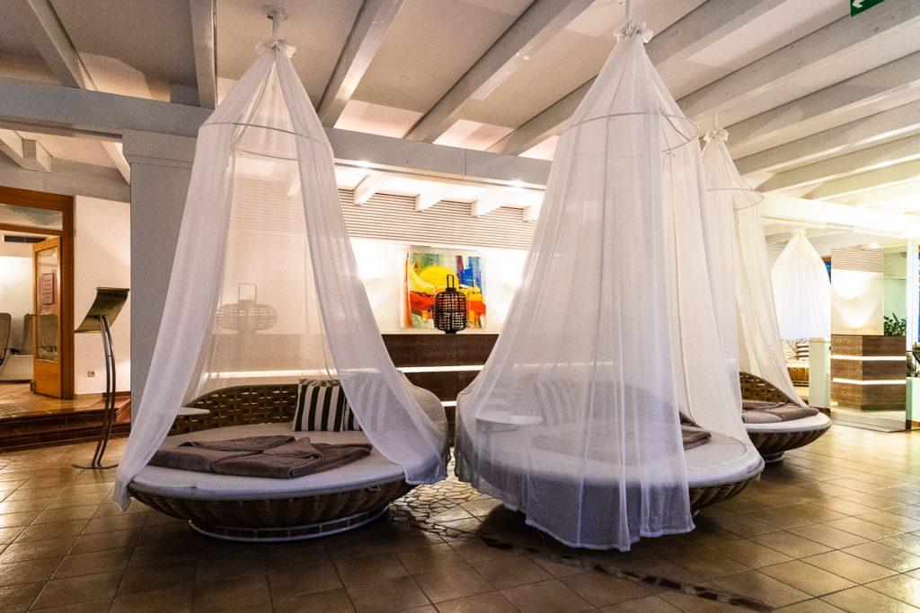 Ruheräume, Romantik Hotel im Park – Genuss Stil und Spa in Bad Radkersburg