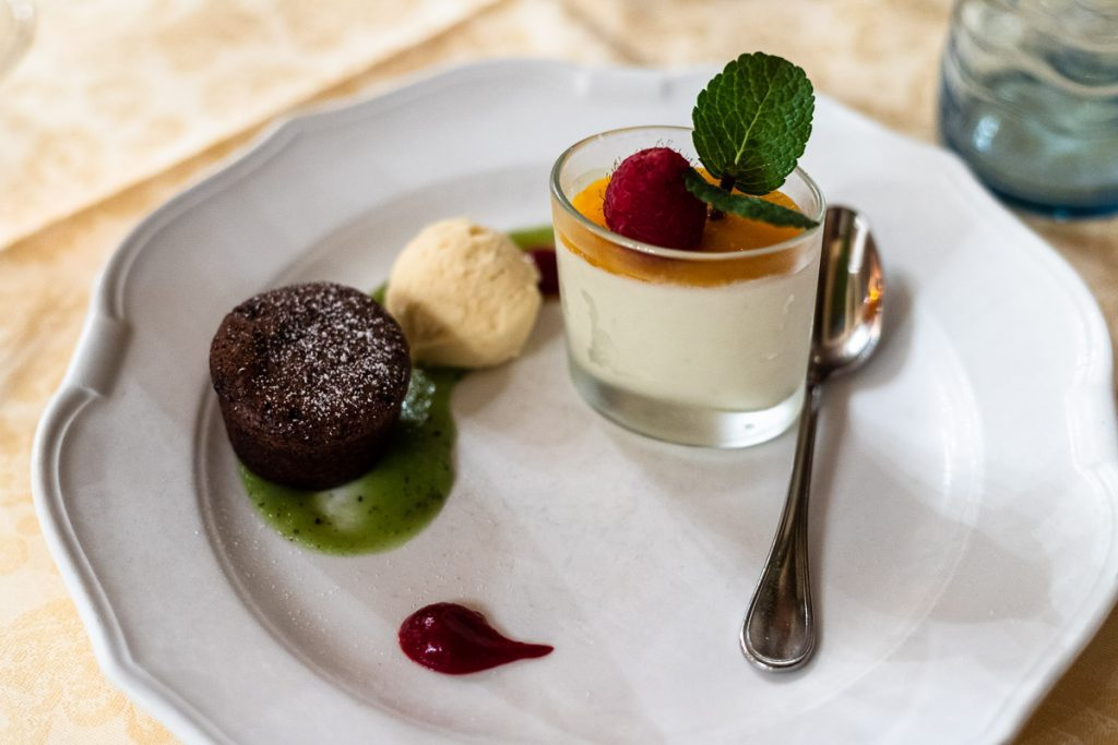 Kulinarium der Sinne, Romantik Hotel im Park – Genuss Stil und Spa in Bad Radkersburg