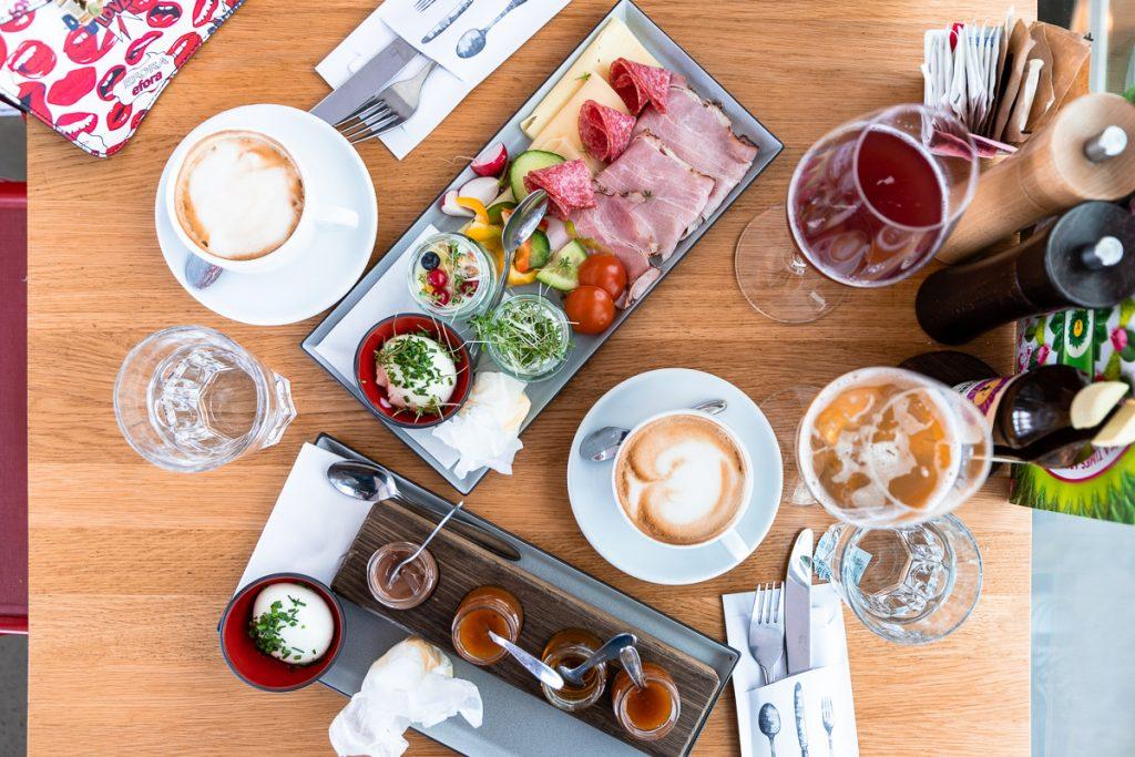Frühstück im Tagescafé Freiblick by Eckstein in Graz // Frühstück in Graz, frühstücken in Graz, Brunch in Graz, Brunchen in Graz, Graz Blog, www.miss-classy.com #frühstück #brunch #graz #freiblick