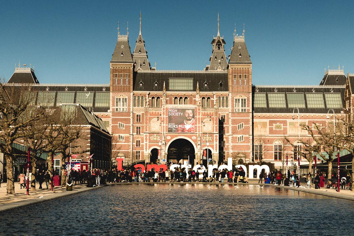 Amsterdam Reiseblog - Iamsterdam