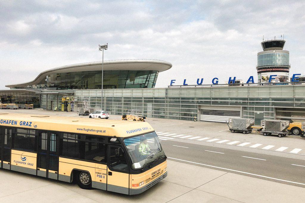 Amsterdam Reiseblog - Abreise Graz KLM