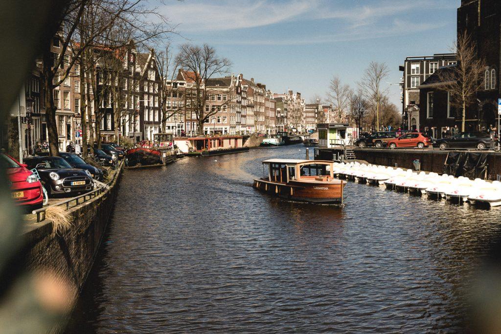 Amsterdam Reiseblog - Prinsengracht