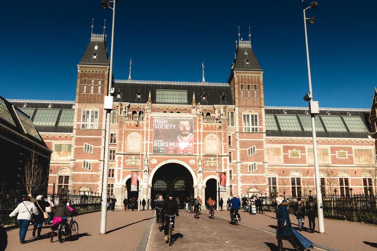Amsterdam Reiseblog - Rijks Museum
