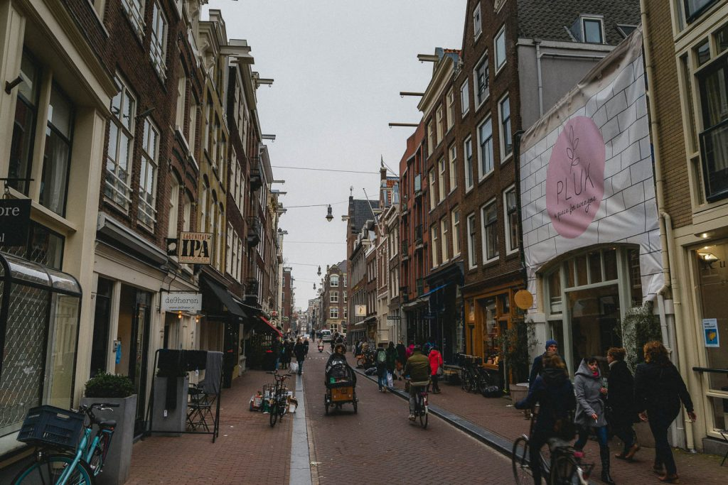 Amsterdam Reiseblog - De 9 Straatjes