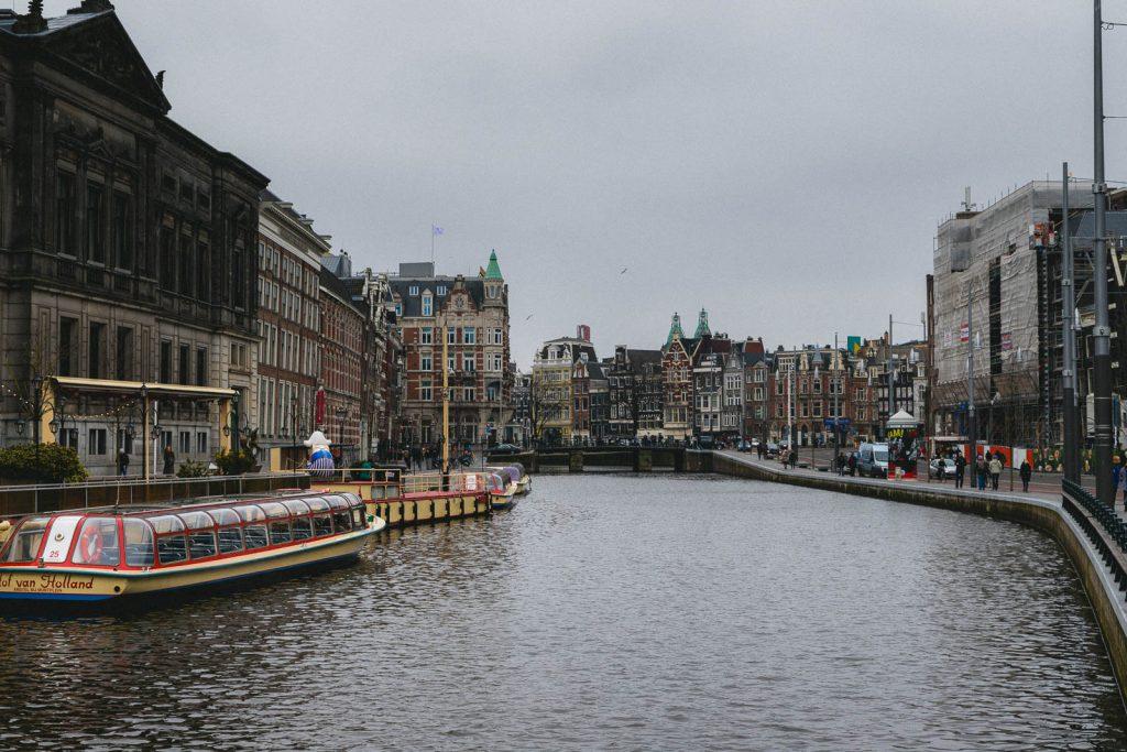 Amsterdam Reiseblog