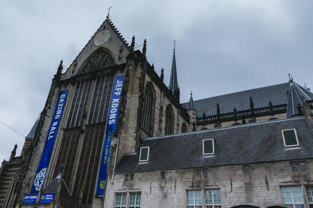 Amsterdam Reiseblog - De Dam, Nieuwe Kerk