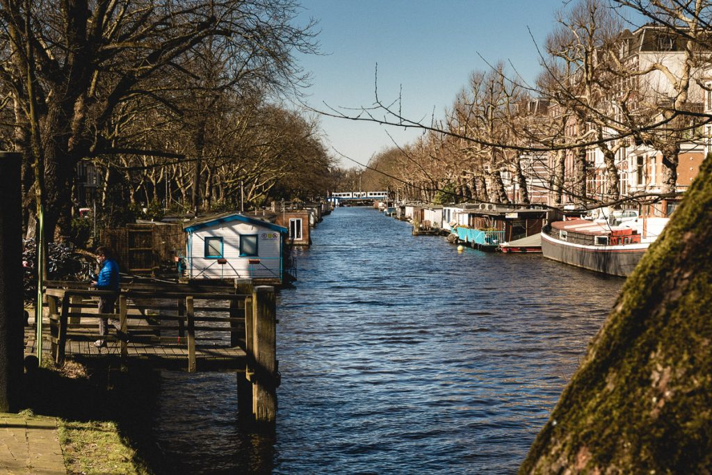 Amsterdam Reiseblog - Hausboote