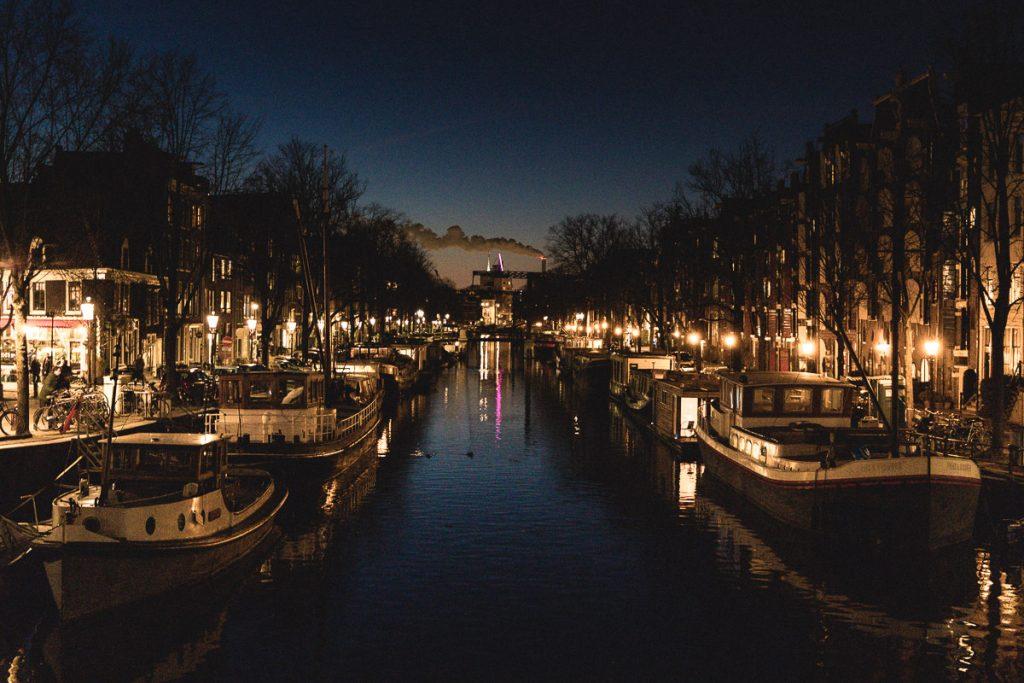 Amsterdam Reiseblog - Brouwersgracht
