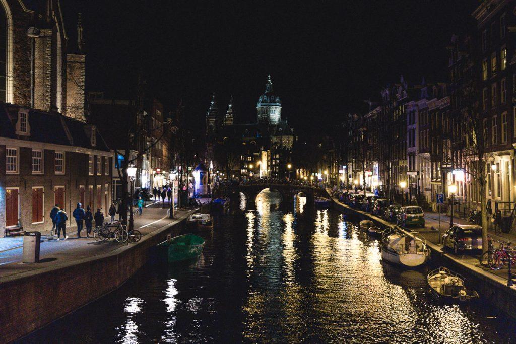Amsterdam Reiseblog - De Wallen, Rotlichtviertel