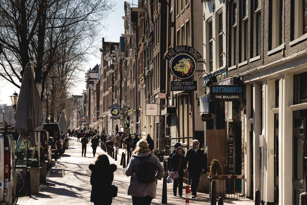 Amsterdam Reiseblog - De Wallen