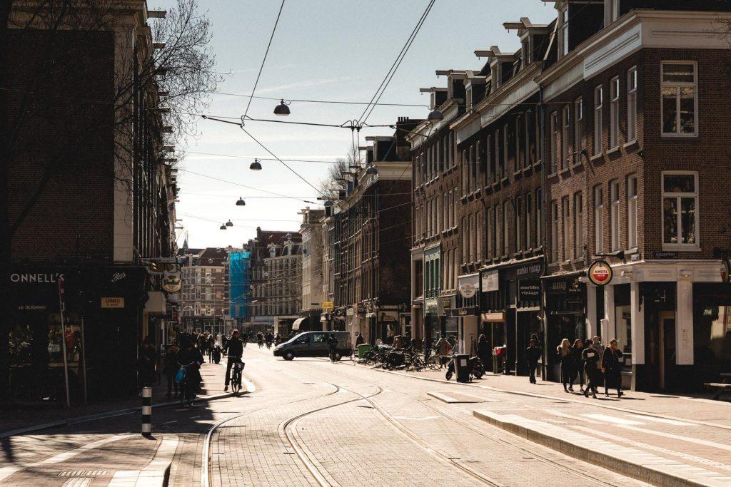 Amsterdam Reiseblog - De Pijp