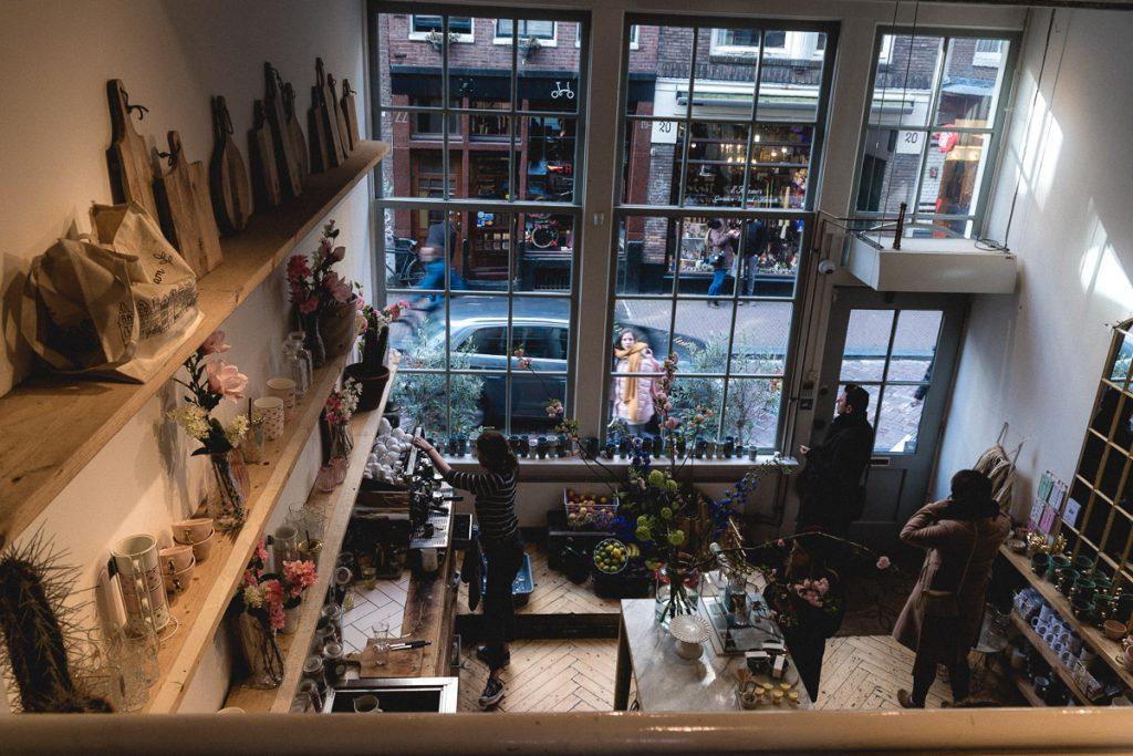 Amsterdam Reiseblog - Essen in Amsterdam, Pluk