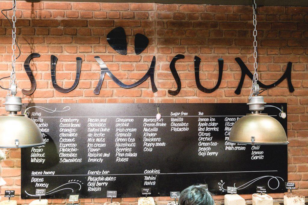 Amsterdam Reiseblog - SumSum