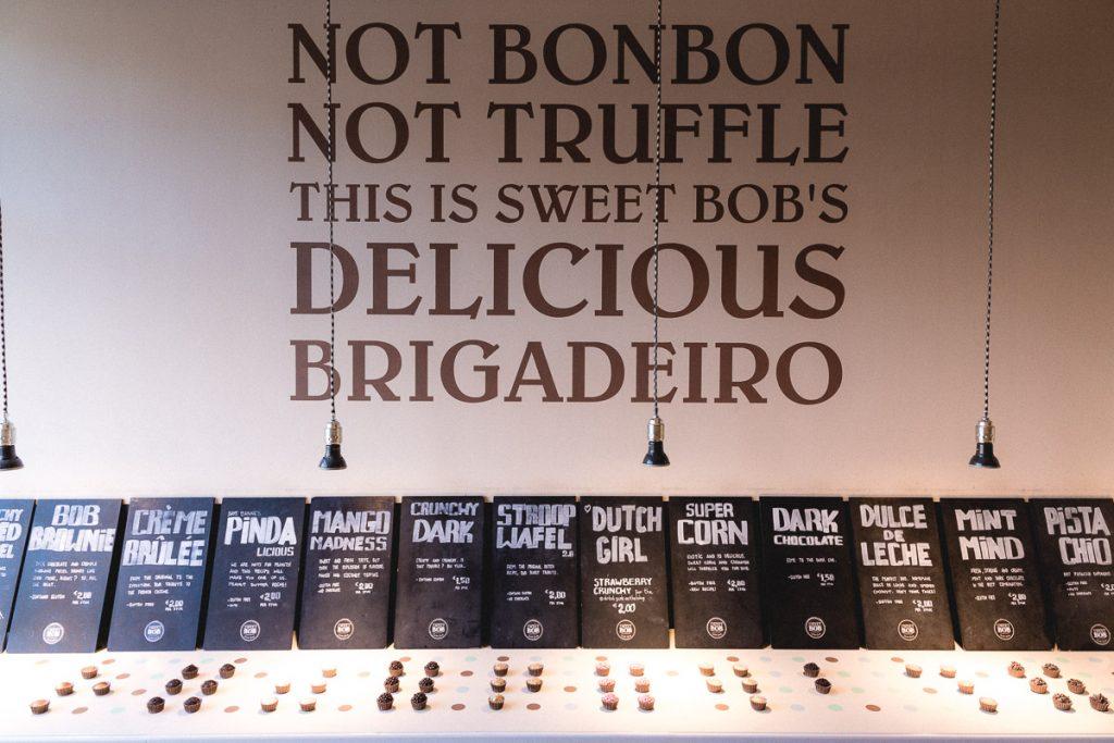 Amsterdam Reiseblog - Sweet Bob, Brazilian Brigadeiros