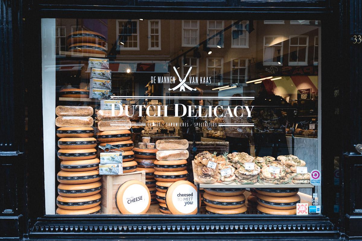 Amsterdam Reiseblog - Cheese