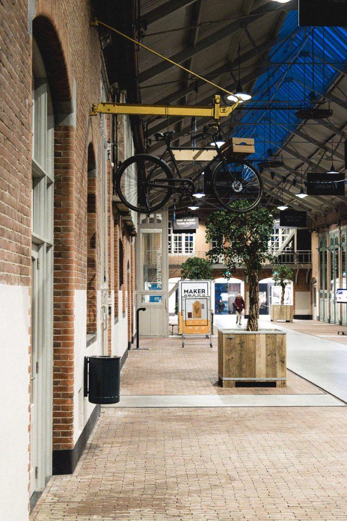 Amsterdam Reiseblog - De Hallen