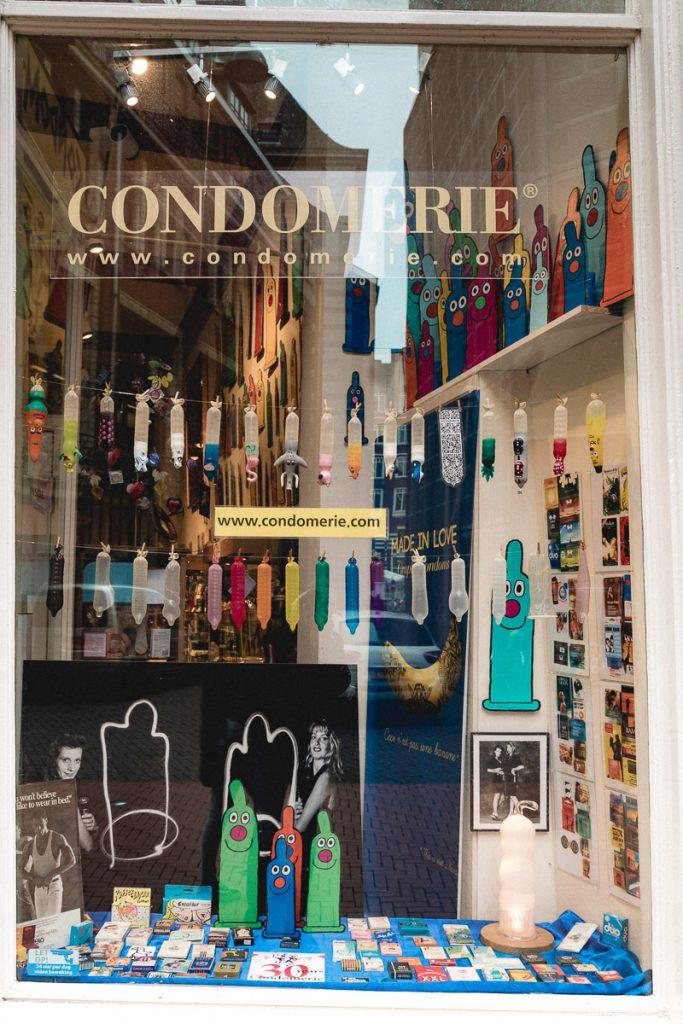 Amsterdam Reiseblog - Condomerie