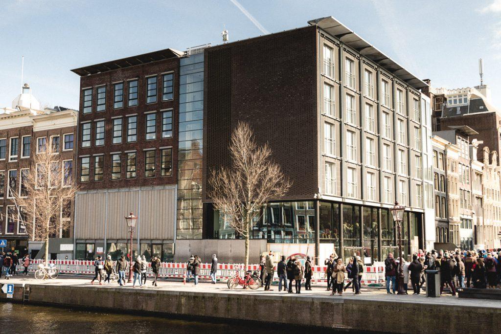 Amsterdam Reiseblog - Anne Frank Haus