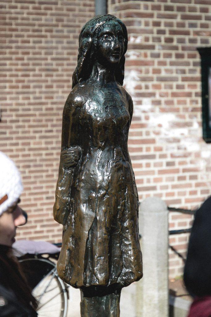 Amsterdam Reiseblog - Anne Frank