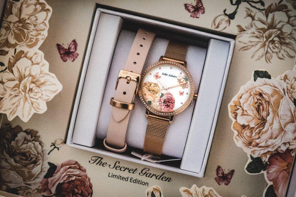 The Secret Garden Limited Edition - Julie Julsen Flower Watches - Exklusiver Launch in der Kuchl in Klagenfurt // Floweratches, Armanduhr, Julie Julsen, www.miss-classy.com #flowergirls #flowerwatch
