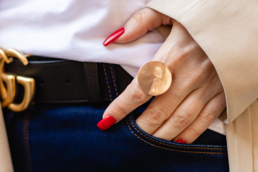 Ring von Number One Graz - italienische Mode kaufen in Graz // Graz Blog, www.miss-classy.com #numberone #italienischemode #graz #fashion #italien #modeparadies