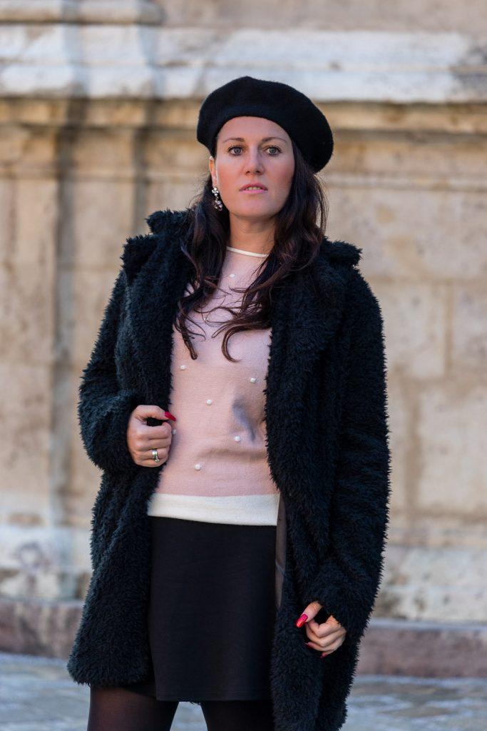 Rosa Pullover von Number One Graz - italienische Mode kaufen in Graz // Graz Blog, www.miss-classy.com #numberone #italienischemode #graz #fashion #italien #modeparadies