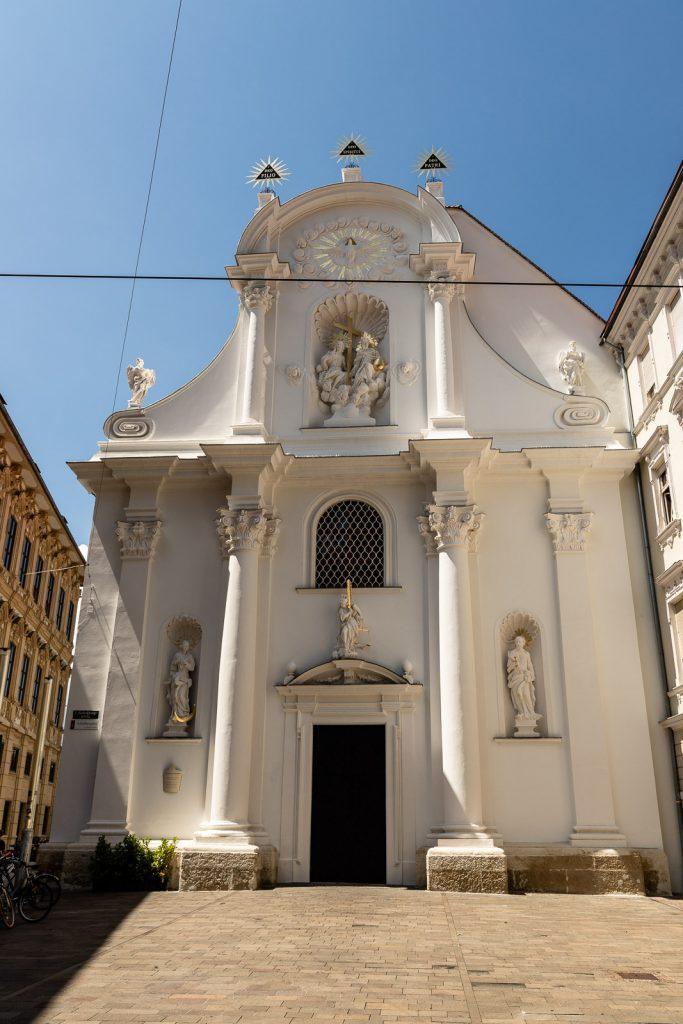 Dreifaltigkeitskirche Graz