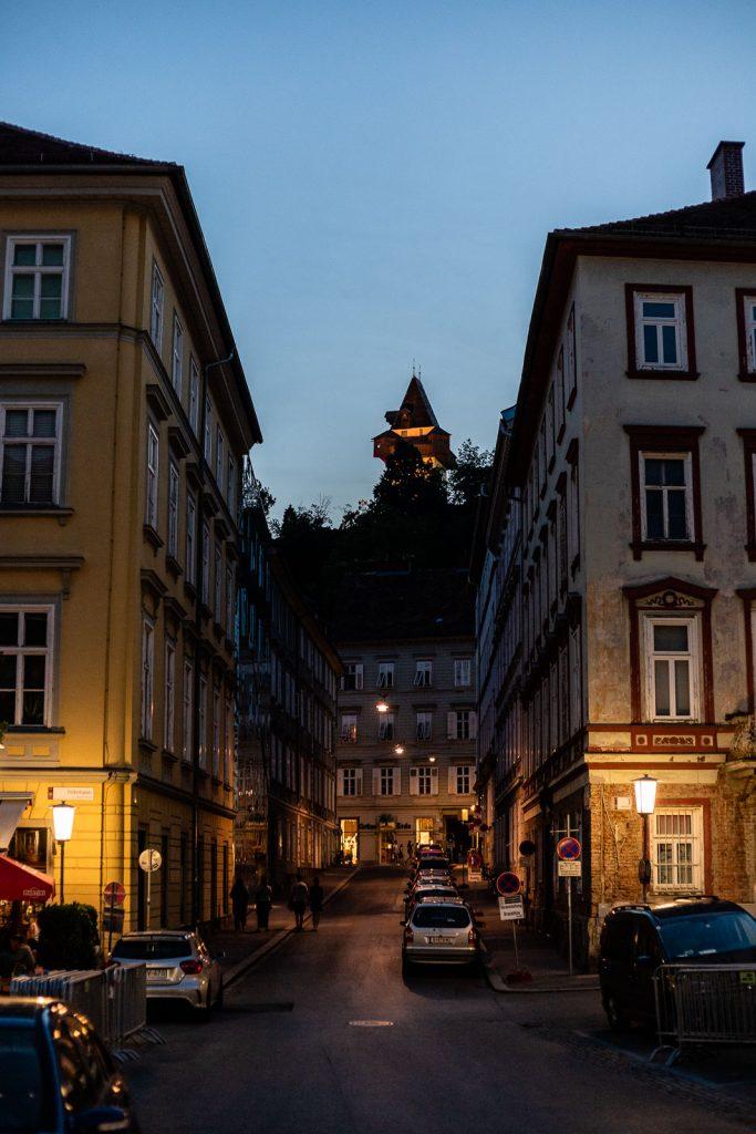 Freiheitsplatz Graz