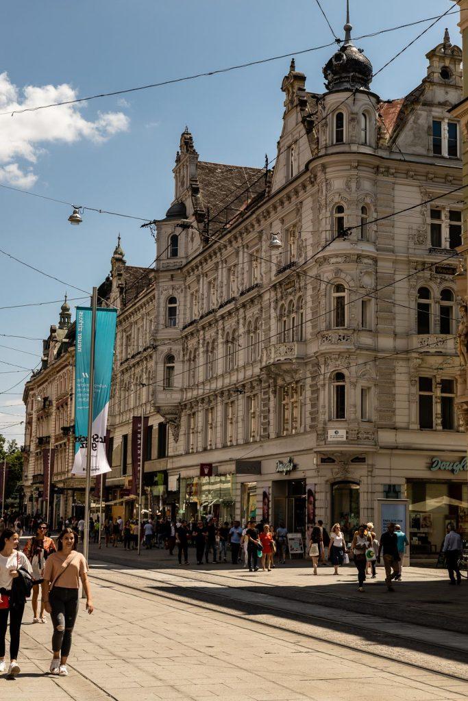 Herrengasse Graz