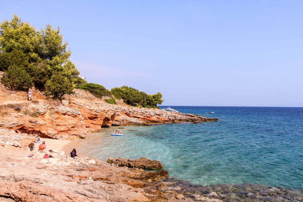 Zavala, Insel Hvar - Kroatien // Kroatien - die schönsten Reisziele und Urlaubsorte im Land der 1000 Inseln, Highlights & Tipps, Kroatien-Trip, Kroatien Blog, www.miss-classy.com #kroatien #reise #reiseblog #hvar