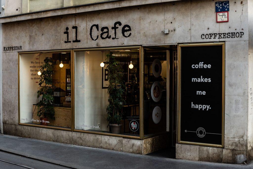 Il Cafe Murgasse Graz