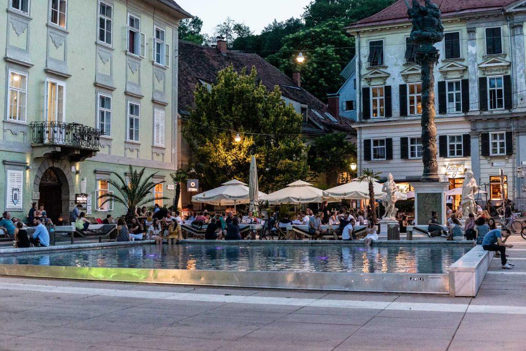 Karmeliterplatz Graz
