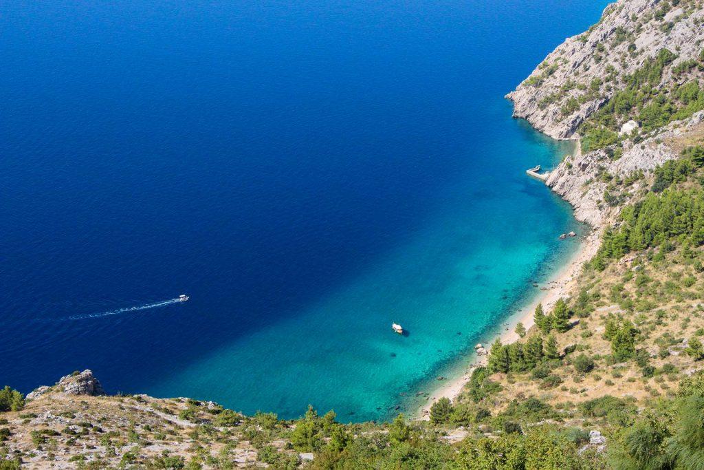 Makarska Riviera - Kroatien // Kroatien - die schönsten Reisziele und Urlaubsorte im Land der 1000 Inseln, Highlights & Tipps, Kroatien-Trip, Kroatien Blog, www.miss-classy.com #kroatien #reise #reiseblog #makarska
